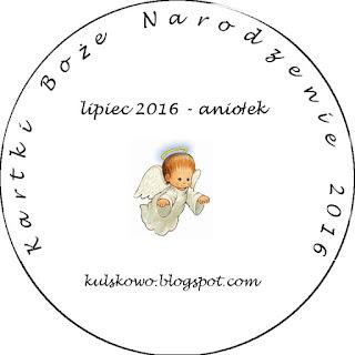 Kartki na BN 2016 - lipiec