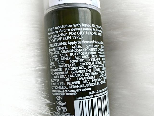Skin Blossom Výživný a hydratační krém, Krásná každý den