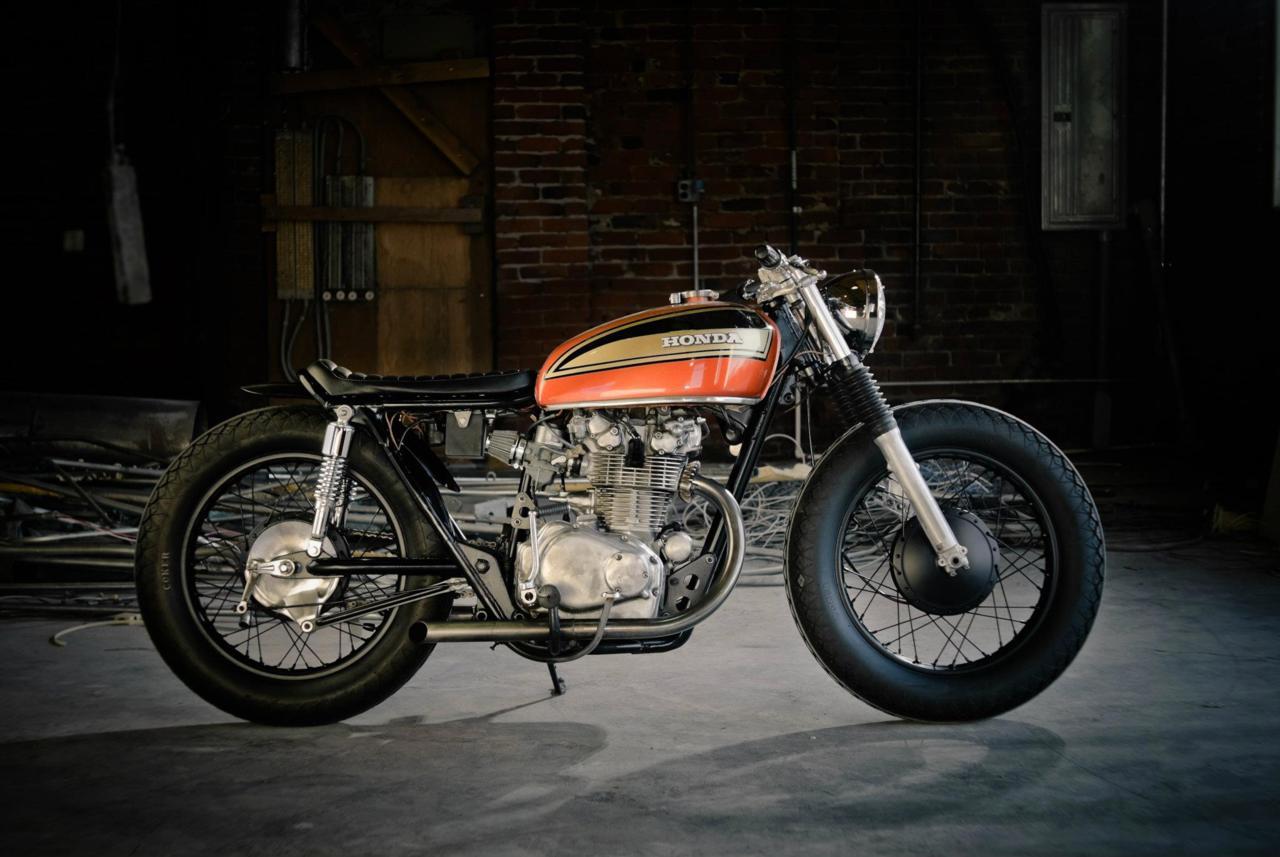 Bultaco S Cafe Racer