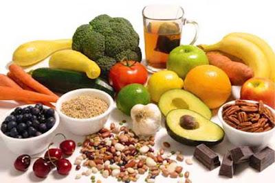 Dieta rica em nutrientes