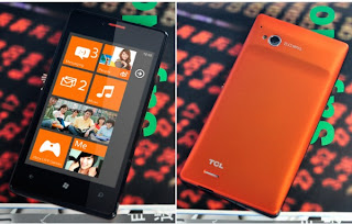 TCL S606 windows phone