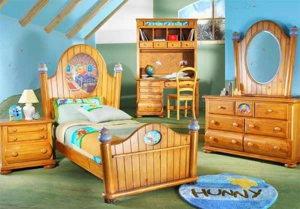 hermoso dormitorio para niña