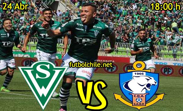 VER STREAM YOUTUBE RESULTADO EN VIVO, ONLINE: Santiago Wanderers vs Deportes Antofagasta