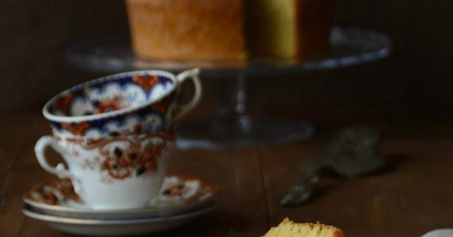 Vanilla chiffon cake ... semplice e meravigliosa come te!