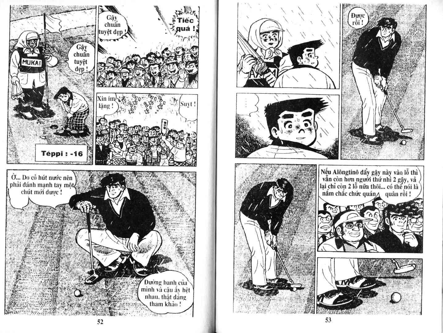 Ashita Tenki ni Naare chapter 47 trang 26