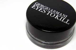 Giorgio Armani • Eyes To Kill #2 Lust Red