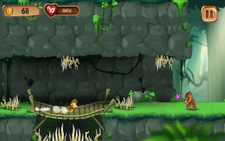 Banana Island – Jungle Run Apk v1.5 (Mod Money)