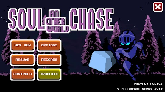 Soul chase: another world Apk Mod Free on Android Game Download