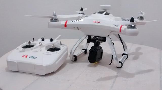 Dron Quadcopter Cheerson CX 20, noticias de tecnogía