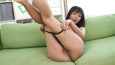 Jav idol blowjob to feed naughty Marika