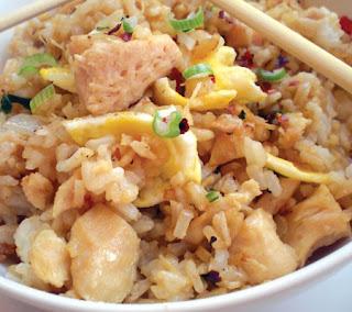 Chinese Chicken Fried Rice 2 Recipe