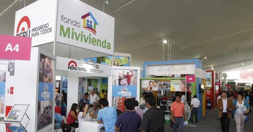 FIP: Feria Inmobiliaria del Perú se inaugura hoy con oferta de más de 14 mil viviendas