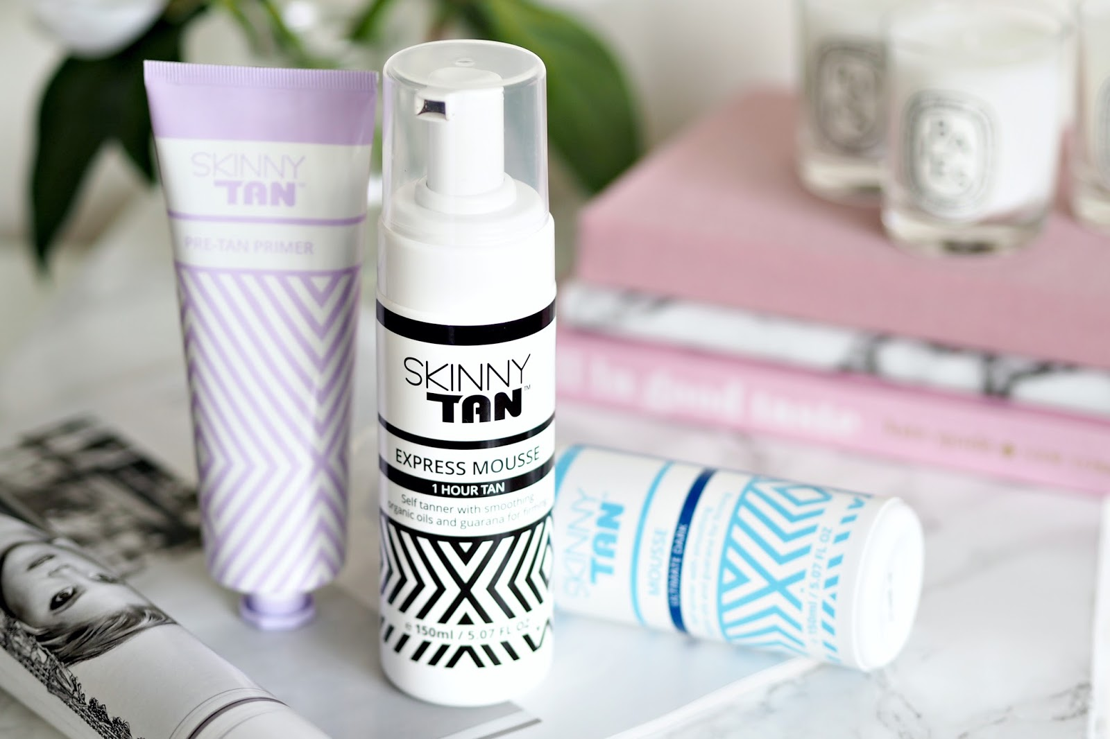 Skinny Tan fake tan review