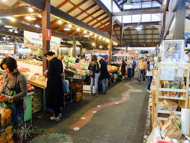 The Fremantle Market