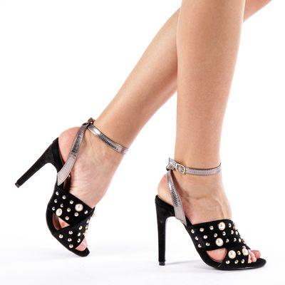 Sandale cu toc Kalapod