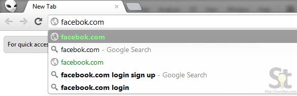 Chrome Omnibox
