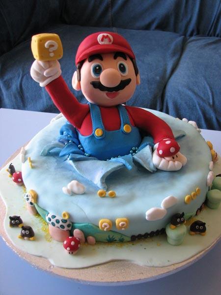 Cake Designs: Some Cake Designs Ideas for Boy's Birthday