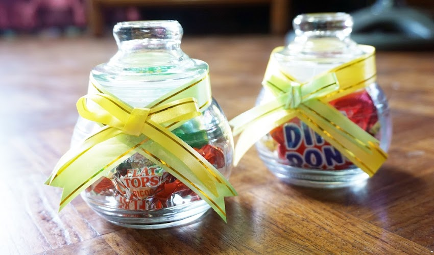 DIY: Goodies in a Jar