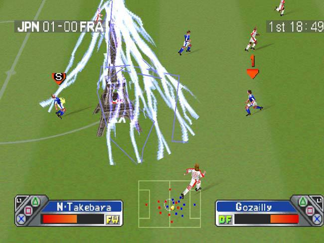 super shot soccer ps1 android