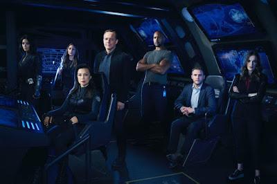 """""""Agentes de S.H.I.E.L.D"""" ya tiene nuevo trailer"""