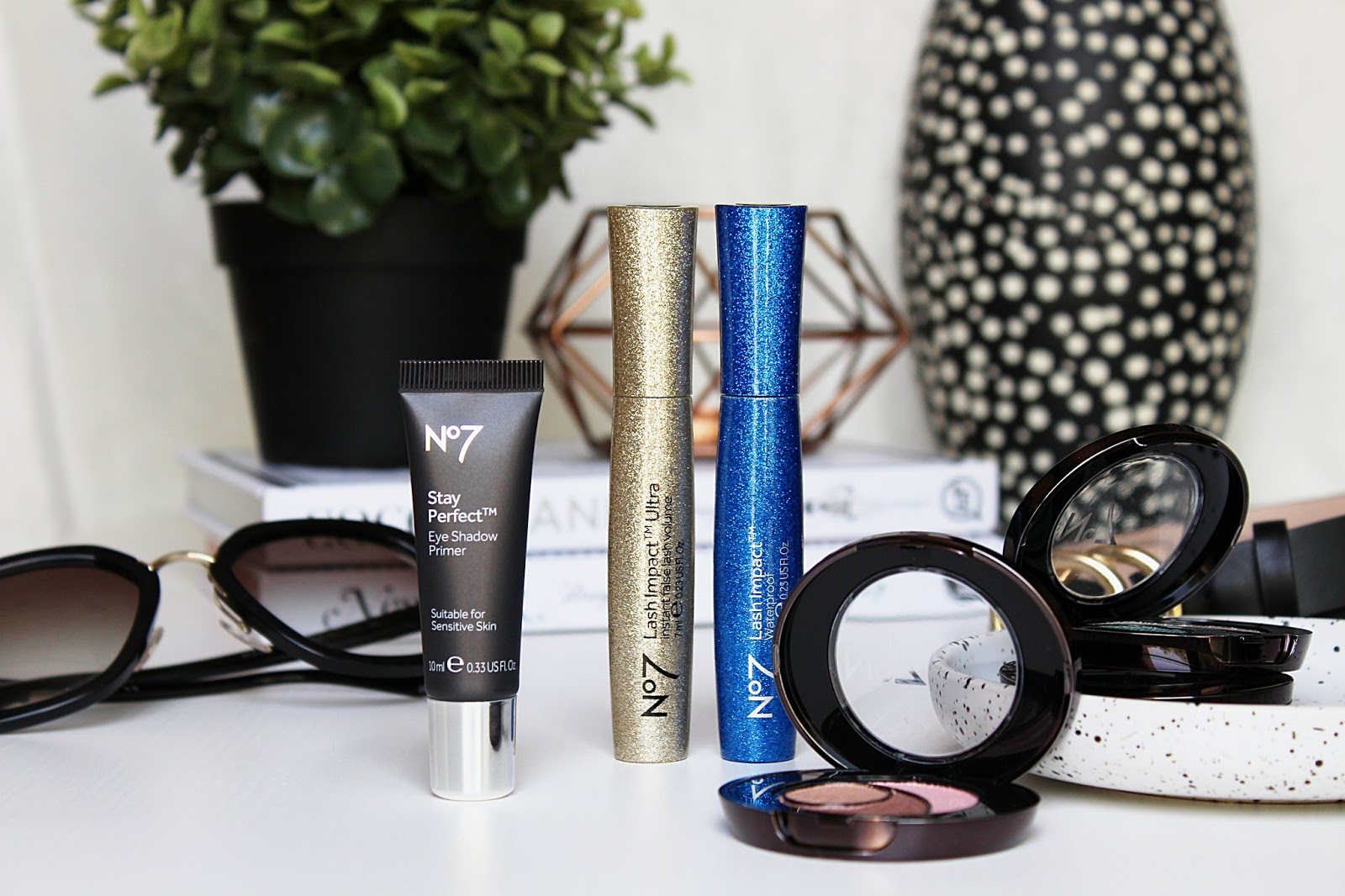 NO7 Boots Makeup Products Review & Swatches