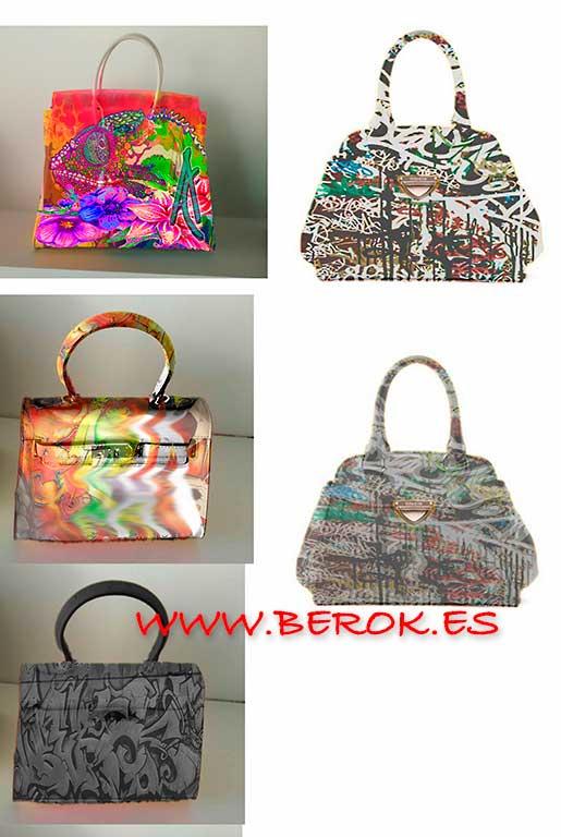 Artista diseñador de bolsos