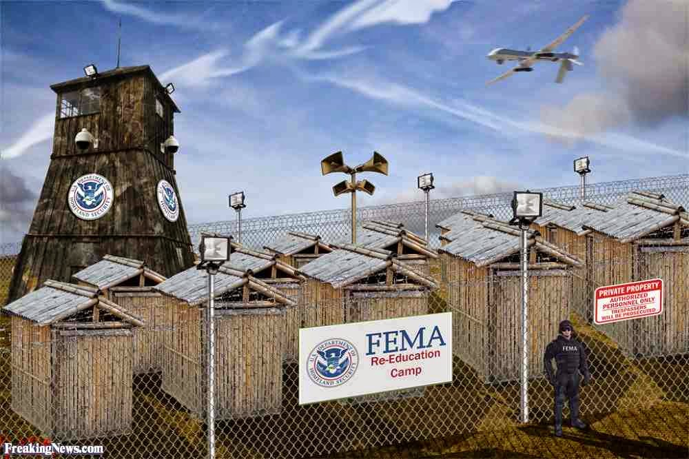 fema camps - photo #1
