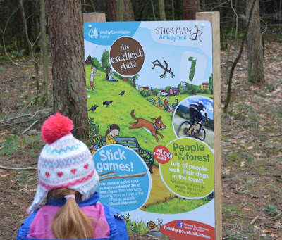 Stick Man Trail - Hamsterley Forest