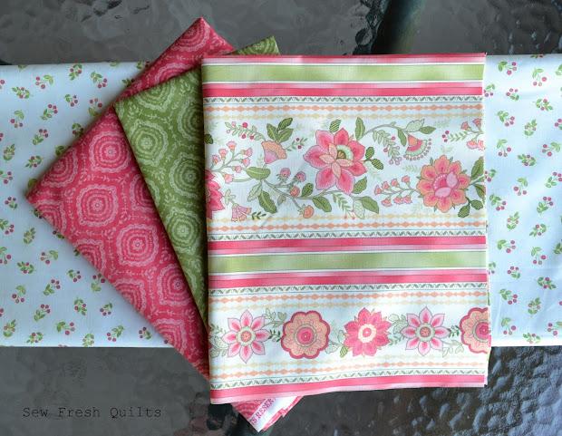 Sew Fresh Quilts Sunday Stash