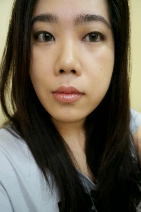 FOTD: Revlon Super Lustrous Lip Gloss in Pango Peach