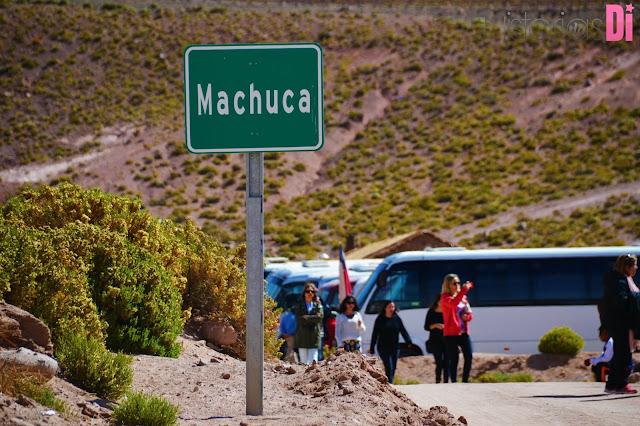 Chegando no Povoado de Machuca