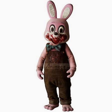 FIGURA ROBBIE THE RABBIT REAL ACTION HEROES No.693 Silent Hill 3