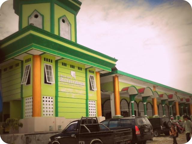 Ribuan Muslim di Biak Numfor Rayakan Isra Mi'raj di Masjid Agung Baiturahman