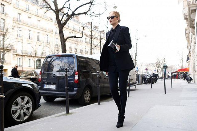 Rosie Huntington-Whiteley 2018 Paris