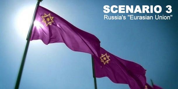"Scenario 3: Russia's ""Eurasian Union"""