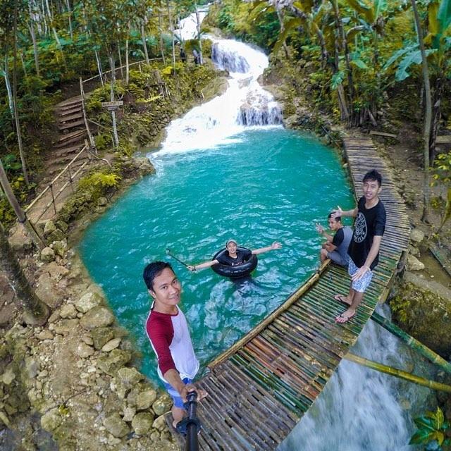 Wisata Sungai Mudal Kulonprogo Yogyakarta