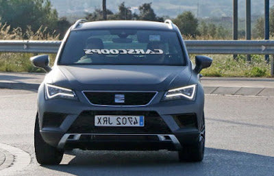 SEAT Ateca Cupra Production Ready