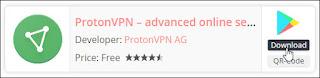 تحميل تطبيق Proton VPN للاندرويد