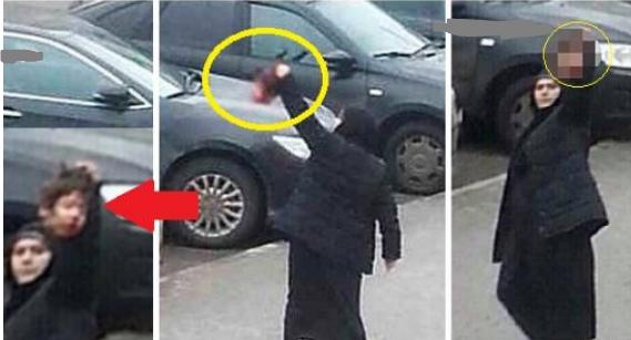 هذا ما حدث بالمربية التي جزّت رأس طفلة و طافت فيه بالشوارع شاهد الصور.. جريمة مروعة هزت كيان الإنسانية