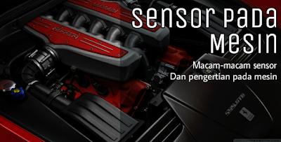 Sensor pada mesin