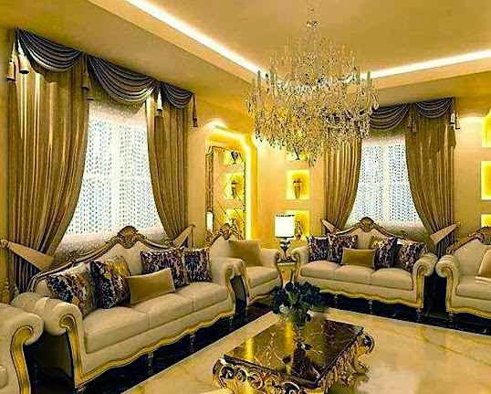 formal interior design style