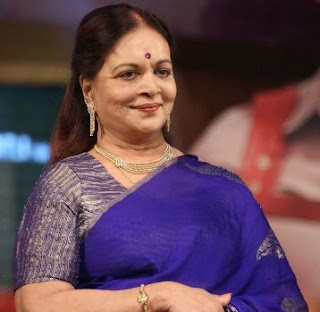 Vijaya Nirmala Family Husband Parents children's Marriage Photos