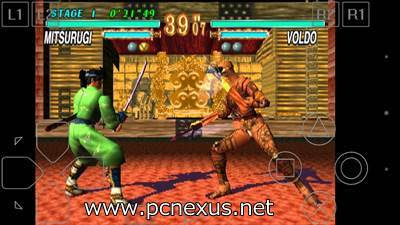 soul blade epsxe android