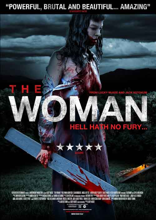 The Woman 2011 Movie Poster