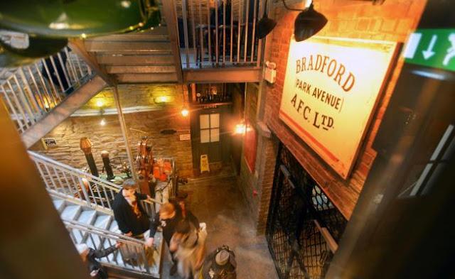 Bradford's Sunbridgewells underground development is hailed runaway success
