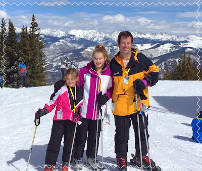 Family Skiing on Beaver Creek Mountain | Live The Prep Life