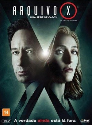 Arquivo X Torrent Download  BluRay  720p