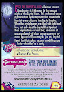 My Little Pony The Crystal Heart Series 2 Trading Card