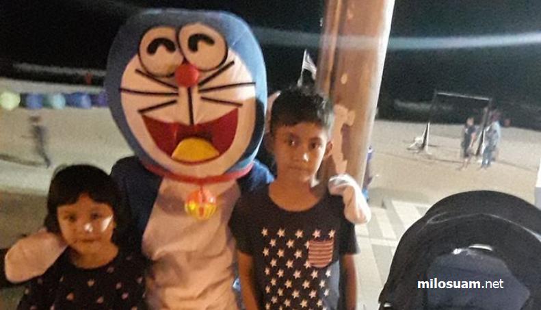 Doraemon Teluk Cempedak