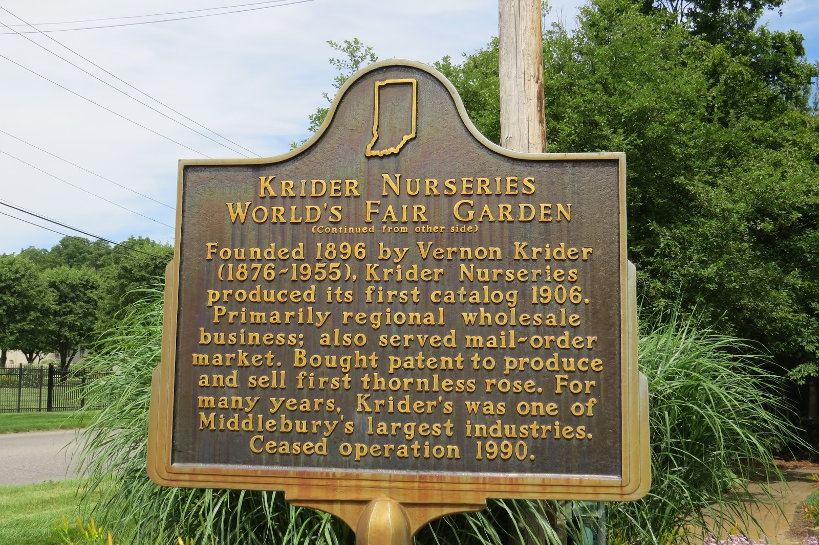 Palms - Americana: Krider World\'s Fair Garden